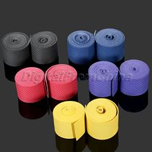 Multicolor Sweatband Anti-slip Absorb Sweat Racket Racquet Over Grip Overgrip Roll Bat for Sports Squash Tape Bands Bicycle Wrap