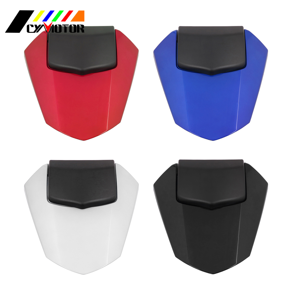 Motorcycle ABS Plastic Rear Seat Protective Cover Cap For YAMAHA YZFR6 YZF R6 YZF R6 2008 2009 2010 2011 2012 2013 2014 2015 16