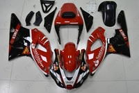 Body Kits YZF R1 1998 1999 Black Red Fairings YZFR1 99 Plastic Fairings YZF1000 R1 98