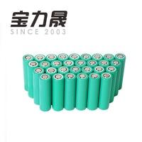 8 40PCS/Lot 18650 Lithium battery 3300mAh 3.7V for samsung 18650 batteries Li ion lithium ion 18650 large current 18650VTC7