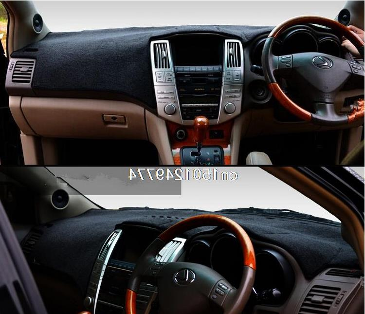 Dashmats Car Styling Accessories Dashboard Cover For Lexus
