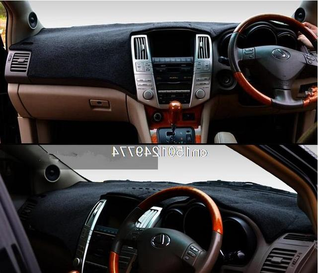 dashmats car styling accessories dashboard cover for lexus. Black Bedroom Furniture Sets. Home Design Ideas