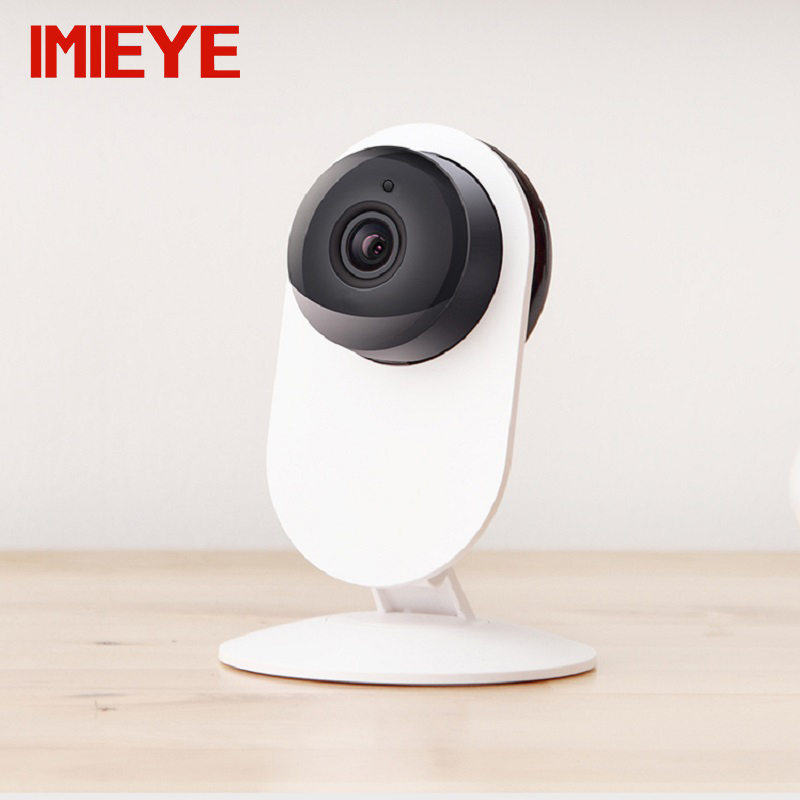 IMIEYE Mini CCTV HD 720P Wifi Security IP Camera Video Surveillance Wi fi Network Baby Monitor