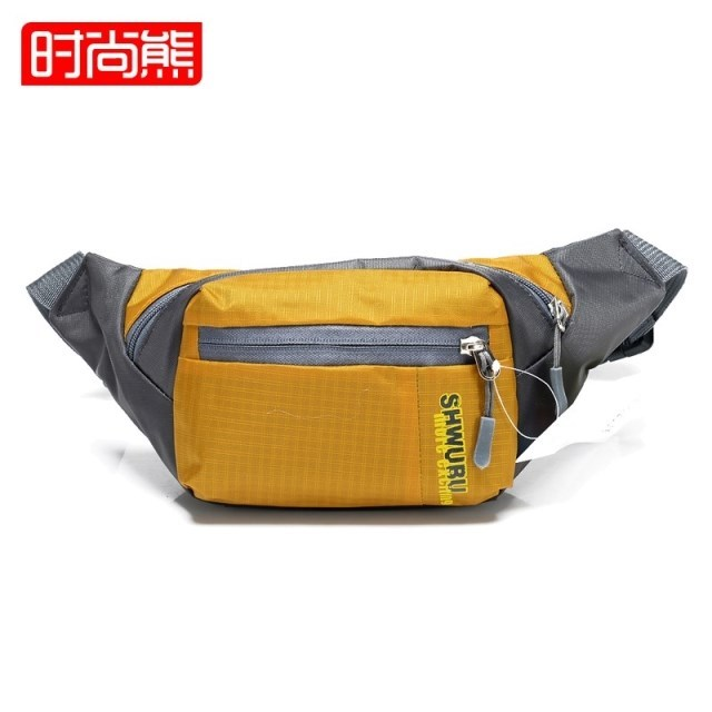 Fashion carry-on medium-large running fitness waist pack storage bag storage bag 1093