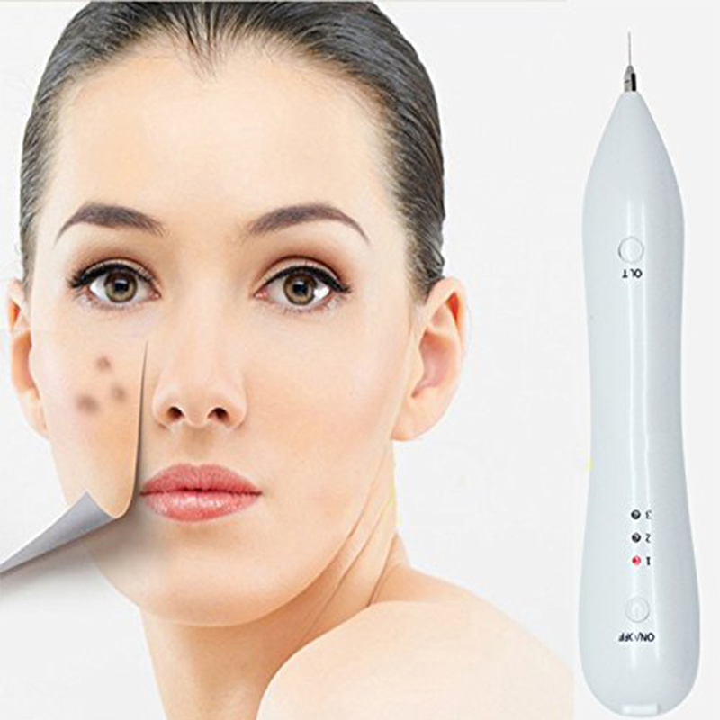 Laser Dot Mole Removal Pen Portable Dark Spot Tattoo Speckle Nevus Pigment Fat Granule Melanoma Removal Beauty Pen Machine