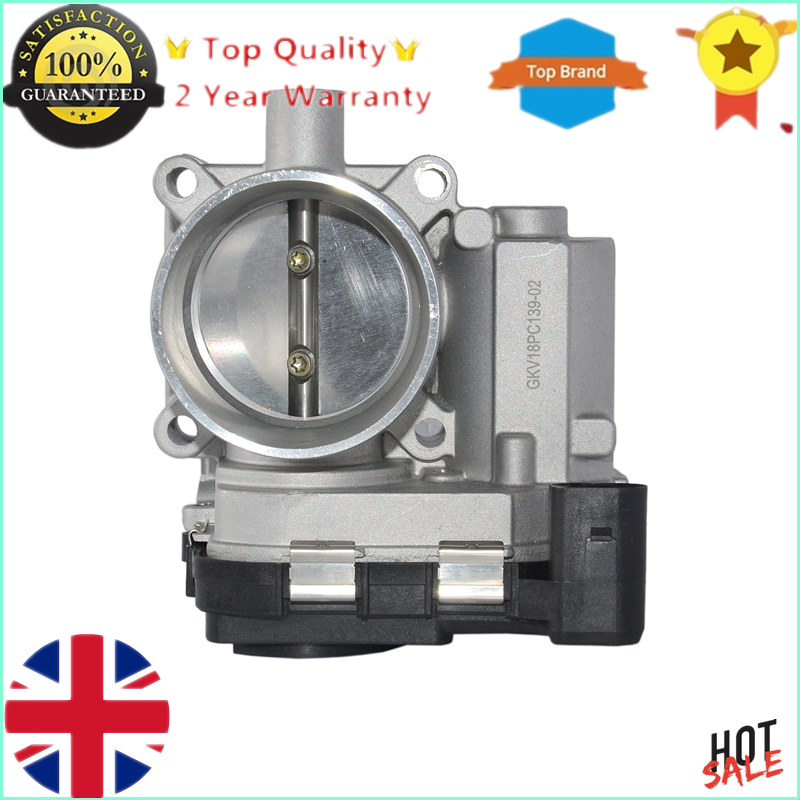 03C133062A Throttle Body52mm For VW/VolksWagen Audi A3 Skoda Octavia Golf Plus Golf V Jetta III 1.4 1.6 802001846808 V10810088 06a133063g 06a 133 063g 408237212007z for audi a3 skoda octavia volkswagen bora golf iv variant throttle body assembly