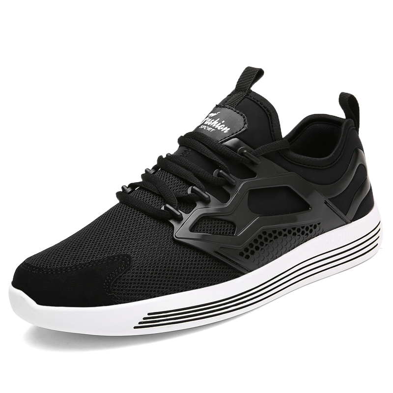 New high quality Cool Mesh sports shoes mens Shockproof outdoor Running shoes men sneakers men breathable shoes men size39-44