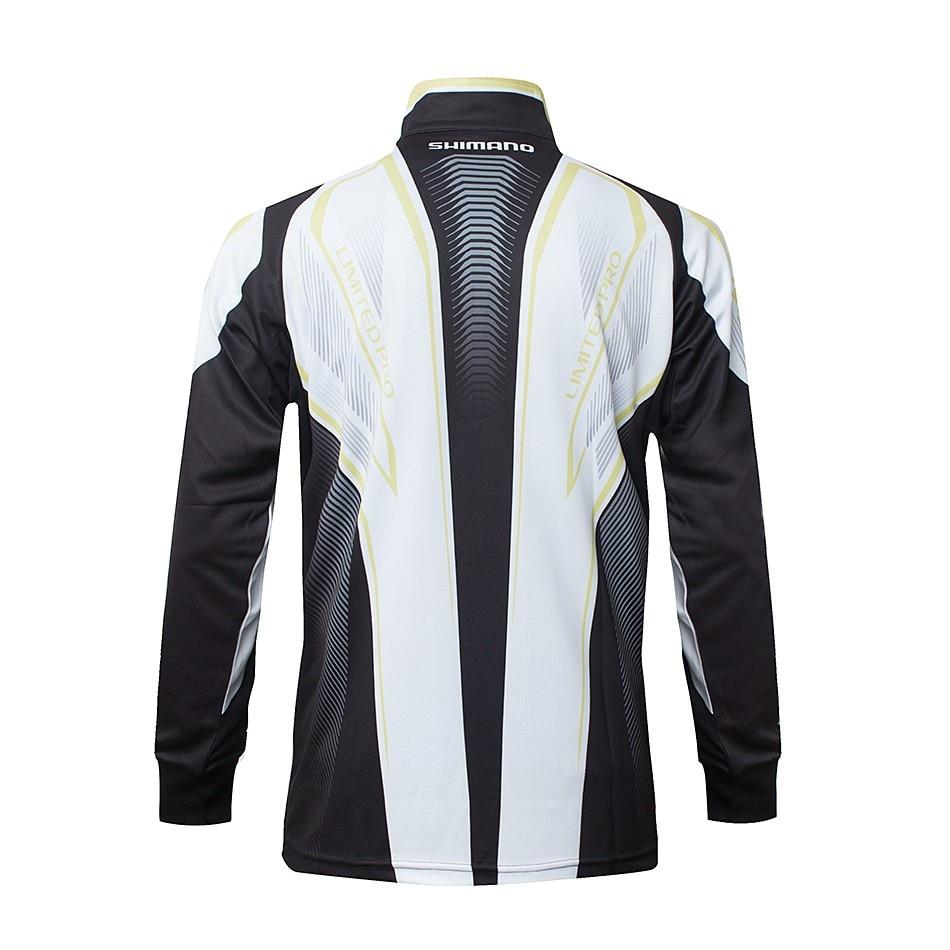 Image 5 - 2018 New Brand Daiwa Fishing Shirt Summer Fishing Jacket Sunscreen Breathable Fishing Clothes Long sleeved UV Fishing Jackets-in Fishing Clothings from Sports & Entertainment