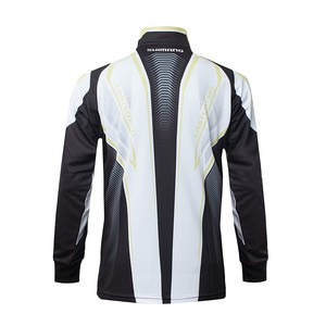 Image 5 - New Brand Daiwa Fishing Shirt Summer Fishing Jacket Sunscreen Breathable Fishing Clothes Long sleeved UV Fishing  Jackets