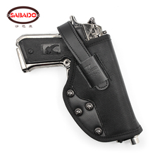 цена на hunting Pistol holster Gun Holster Molle Military Military tactical leather universal holster