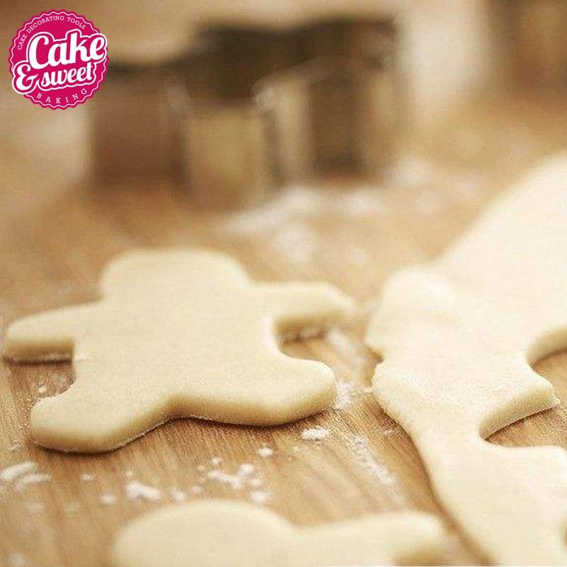 bear shape cookie cutter2