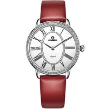 2016 CASIMA reloj de la marca de lujo de Pulsera relojes mujeres casual Fashion ladies relojes relojes de mujer de cuarzo reloj de pulsera de las mujeres a prueba de agua #2615