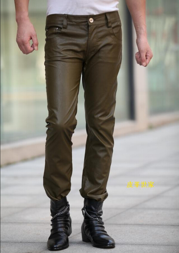 Online Get Cheap Green Leather Pants -Aliexpress.com | Alibaba Group