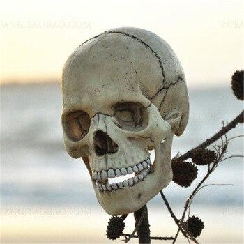 ระเบิด Skull หัวมนุษย์ skeleton อวัยวะประกอบการสอนการแพทย์ Manikin esqueleto Science กายวิภาครุ่น 4D Master