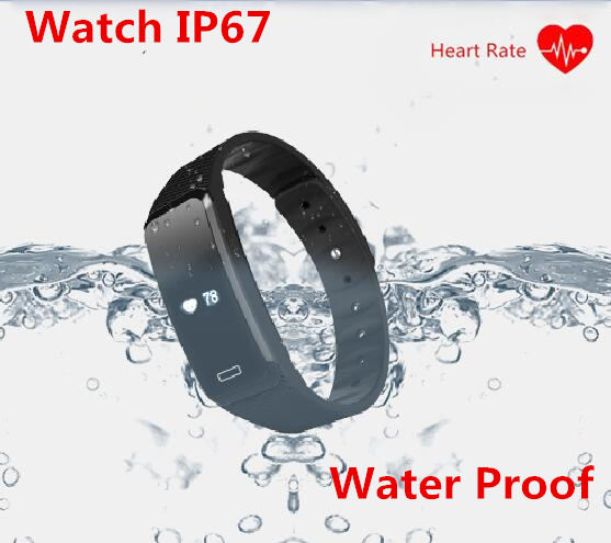 2016 Original S03H Heart Rate Monitor Smartband Waterproof Swim Smart Band  Health Fitness Tracker for Android iOS  pk Mi Band 2