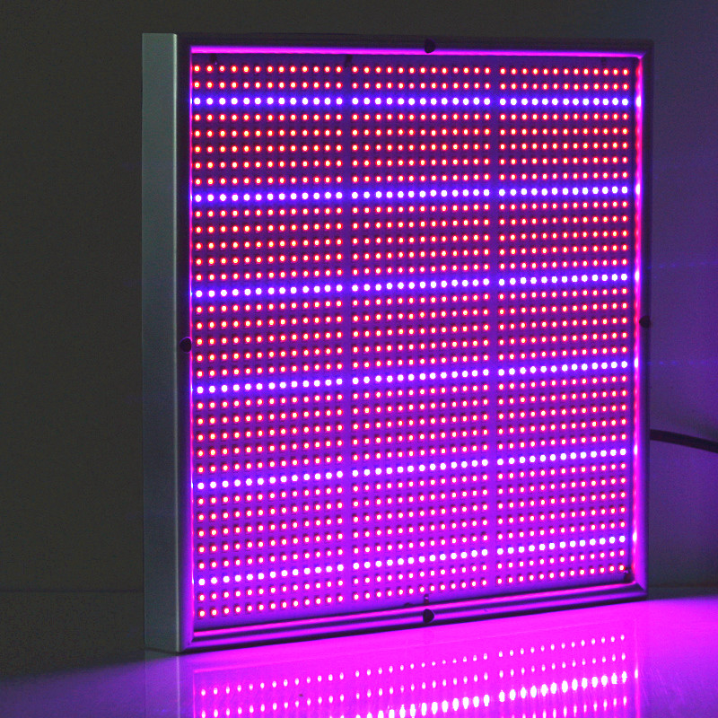 1365 LEDs Grow Light AC85-265V Full Spectrum 120W Indoor Hydroponics Plant Grow Light Superior Yield Higher Quality Flowers