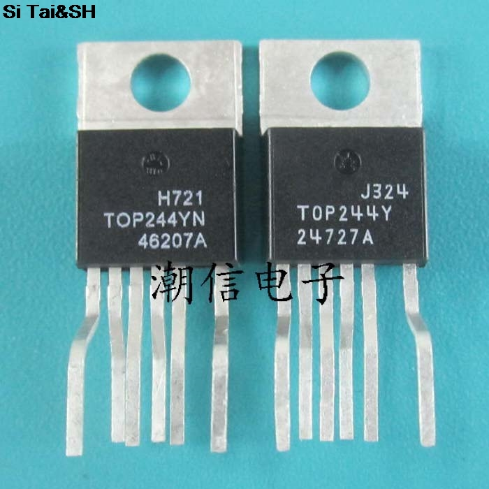 1pcs TOP244YN TOP244Y Power Controller TO-220