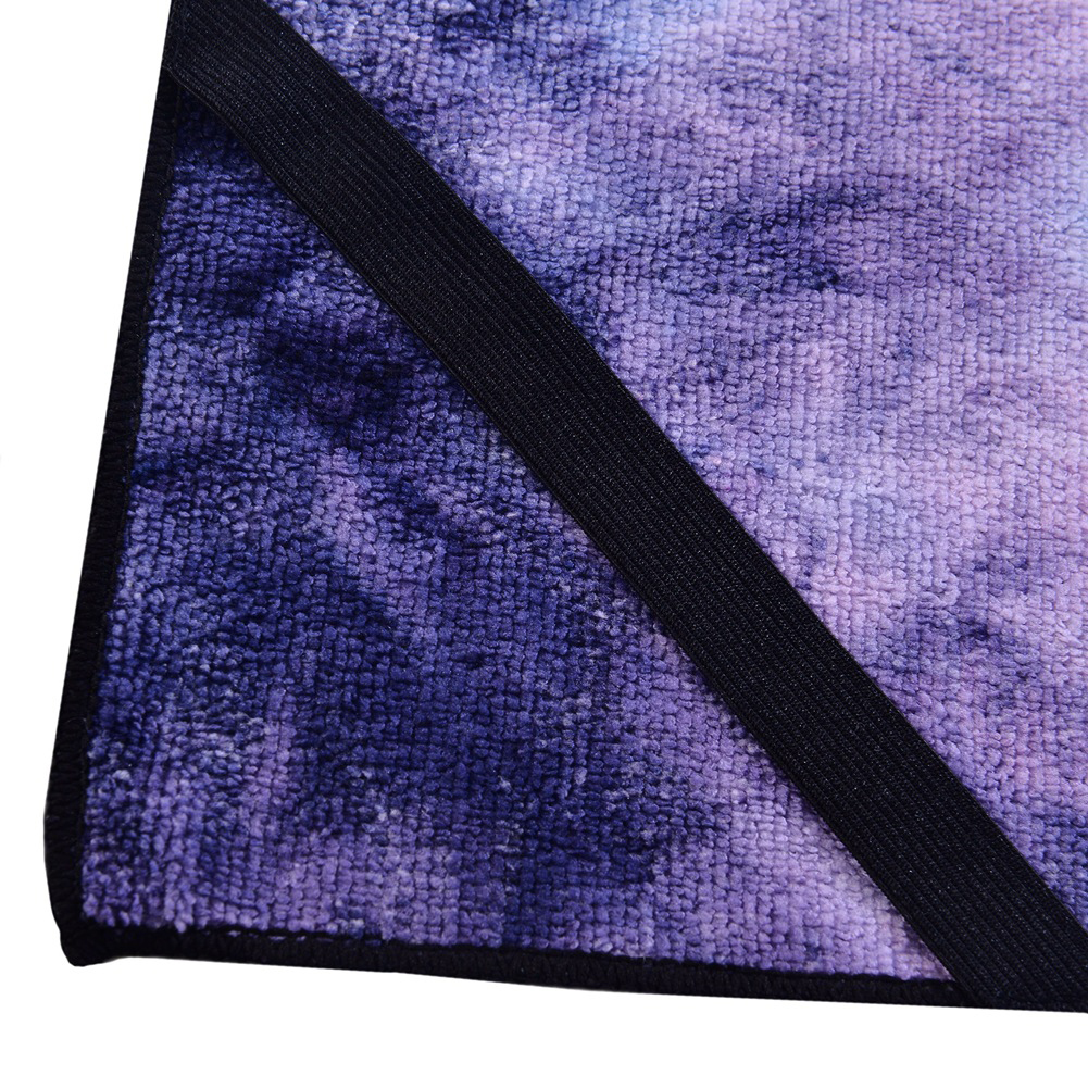Image 2 - Portable Lounge Chair Cover Patio Pocket Outdoor Foldable Tie Dyeing Pool Bath Sun Beach Towels Bag Microfiber-in Sun Loungers from Furniture