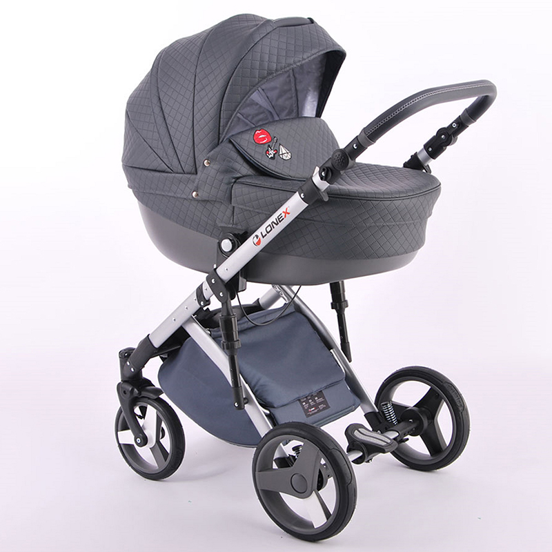 купить COMFORT SPECIAL ECCO POLAND Stroller Baby Stroller for winter Poland 2 in 1 LONEX Russia Free deliver from Russia дешево