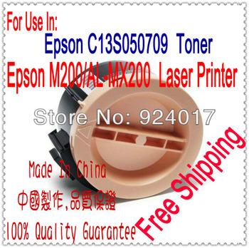 Do kasety z tonerem Epson M200 AL-MX200 M MX 200 do drukarki Epson WorkForce AL-M200 Al-MX200 do tonera Epson C13S050709 S050709 tanie i dobre opinie Cigo COLOR M200 AL-MX200 AL-M200 C13S050709 C13S050710 S050709 S050710 Pełna Kaseta z tonerem Kompatybilny For Epson WorkForce AL-M200 AL-MX200 Printer
