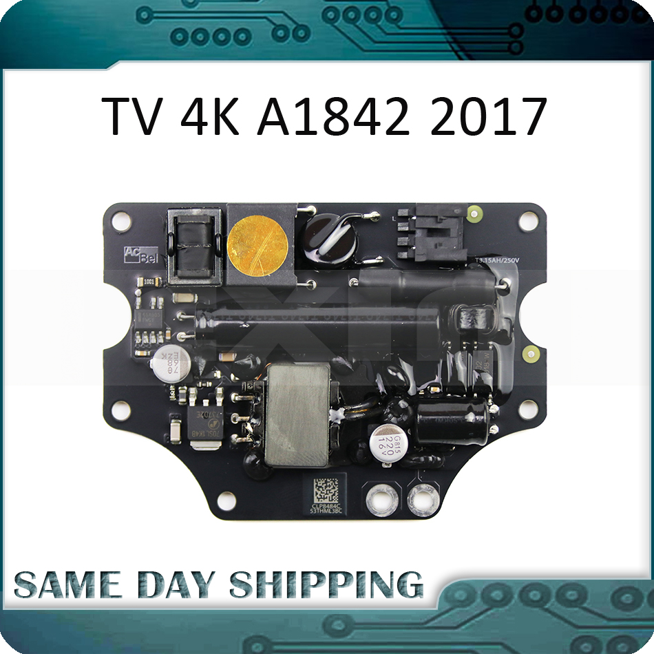 Brand New! ADG023 For Apple TV 4k TV 5th 5 Generation TV6,2 A1842 EMC3124 Power Supply Board Unit PSU MQD22 2017 Year