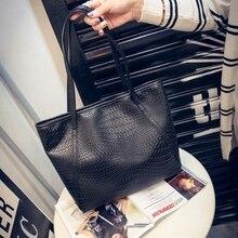 Casual Women Shoulder Bags PU Female Big Tote Bags for Ladies Handbag Large Capacity sac a main femme de marque