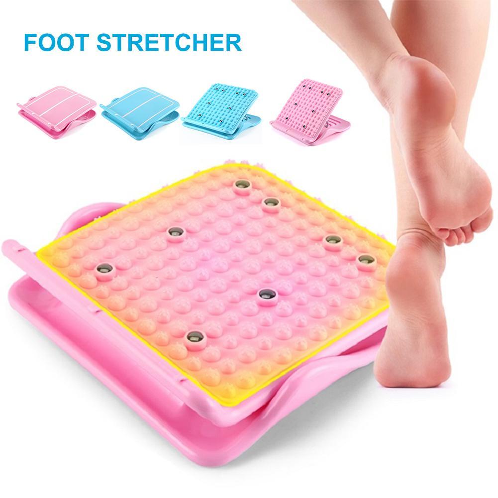 Muscle mollet pied civière multi-usages Slant Board réglable dos pied jambe Stretch Massage Fitness incliné plaque pour hommes Wome