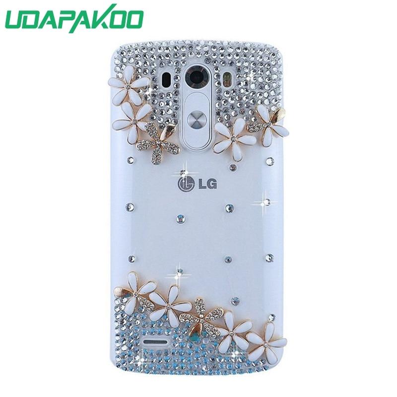 Luxury 3D Rhinestone Bling Glitter Diamond Phone Case for