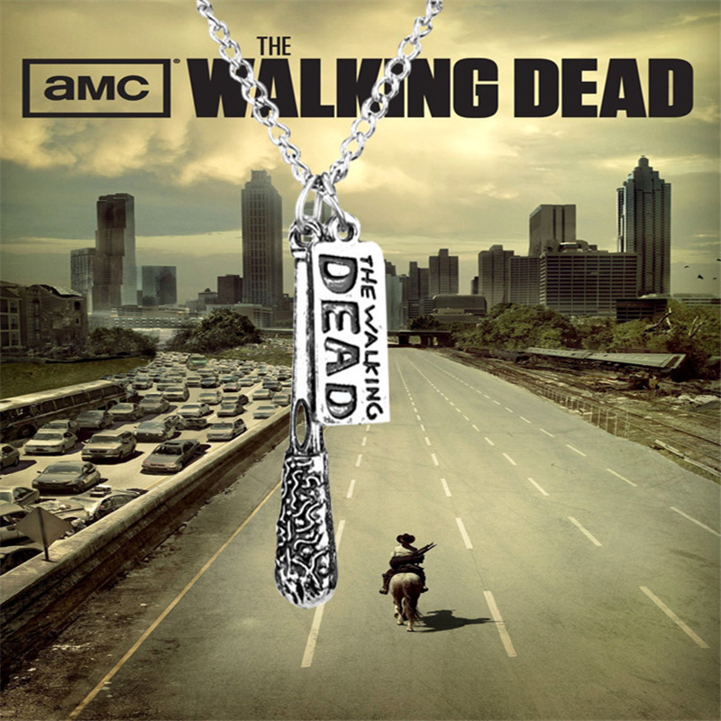 2017 Fashion THE WALKING DEAD Necklace Pendant Fashion Women and Men Necklace
