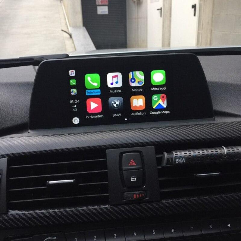2019 Novo Carro Mirrorlink Airplay Da Apple IOS Android Auto Caixa Para BMW CarPlay 1 2 3 4 5 7 Series x3 X4 X5 X6 MINI NBT OS