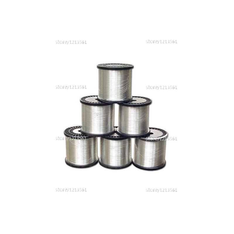 Hardware Ketten Edelstahl Draht 0,01mm 0,02mm 0,03mm 0,04mm 0,05mm 0,1mm 0,15mm 0,2mm 0,10mm 0,20mm Durchmesser Reinem Zoll Micro Spule Kapillare
