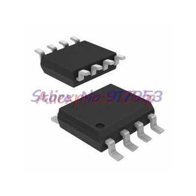 1 قطعة/الوحدة جديد AT24C512C-SSHD-T SOP-8 24C512 2FC I2C-Compatiable (2-سلك) المسلسل EEPROM 512-Kbit في الأوراق المالية