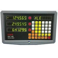 Sino SDS2-3MS 선반 밀링 머신 dro 디지털 판독 sds3ms tll 입력 ac110v/220 v 선형 스케일 3 축 디스플레이