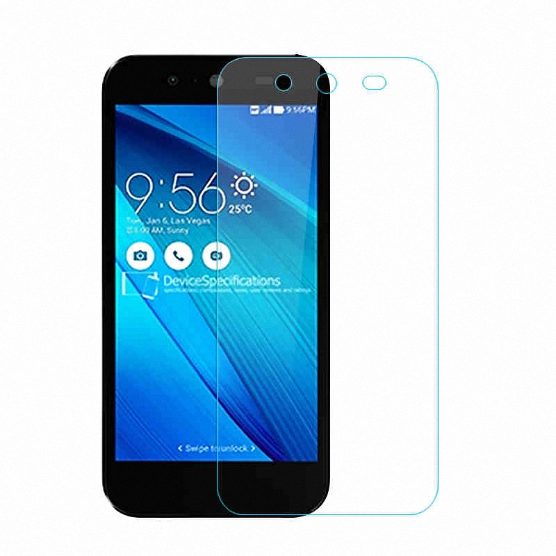 Tempered Glass Screen Protector Guard Film for <font><b>Asus</b></font> <font><b>Live</b></font> <font><b>G500TG</b></font> 5-inch image