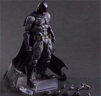 Коллекционная фигурка Бэтмен PlayArts на заре справедливости