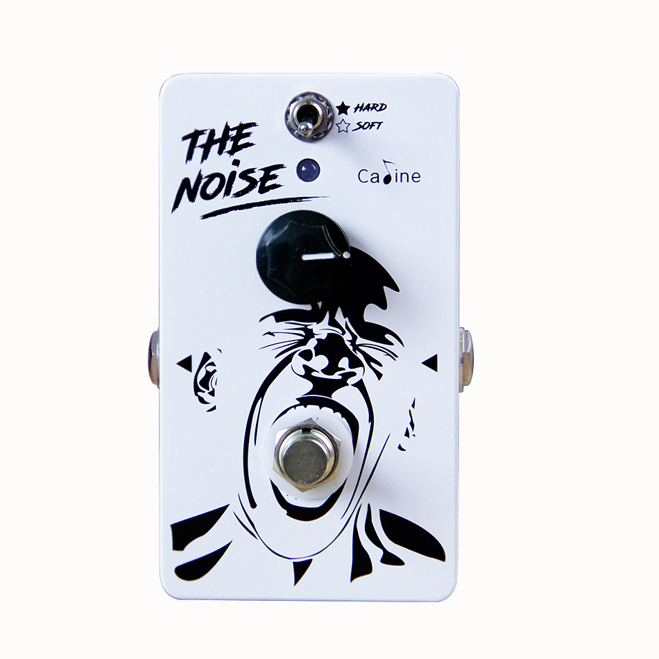 Guitar Noise Gate Effects Pedal Noise Killer Noise Reducer Pedal Minimum loss of tone True Bypass Free Shipping mooer ensemble queen bass chorus effect pedal mini guitar effects true bypass with free connector and footswitch topper
