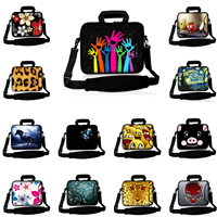 Viviration Laptop Handlebag Tablet Cases Notebook Protective Messenger Cover For 10 12 13 14 15 15