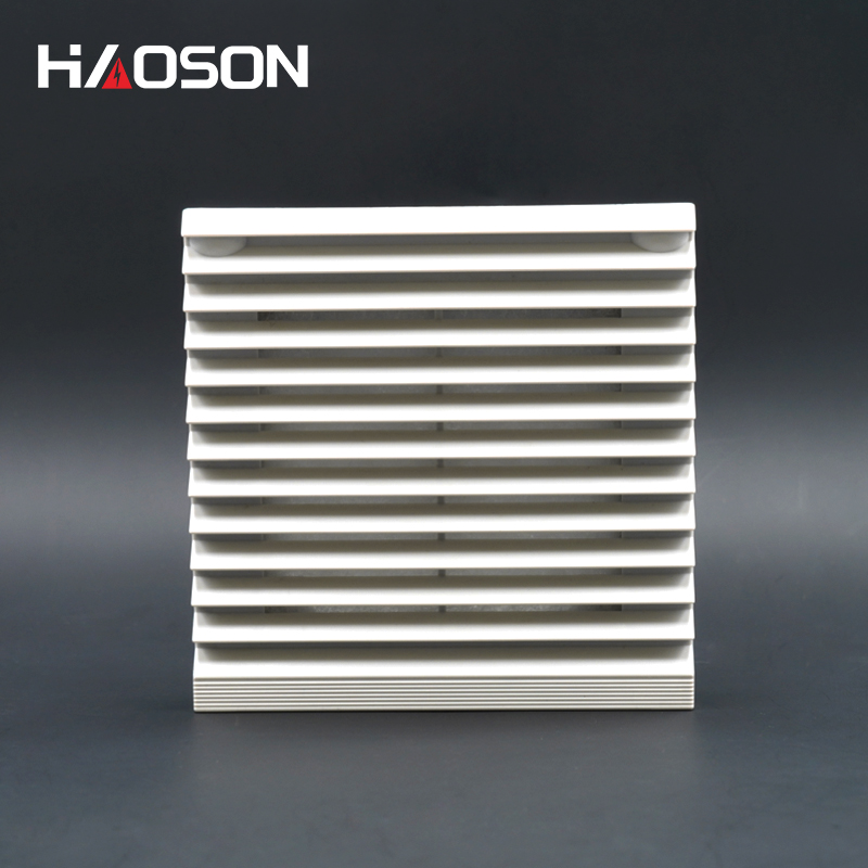 116.5*116.5*22mm Fan Filter,cabinet Vents, Ventilation HVAC System, Fan Grille For AC DC 9238 9225 90mm Fan HK6621.300