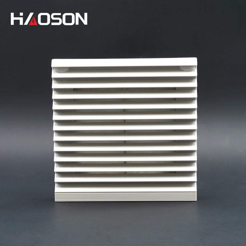 116.5*116.5*22mm Fan Filter,cabinet Vents, Ventilation HVAC System, Fan Grille For AC DC 9238 9225 90mm Fan HK6621.300