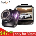 "Jusky Novatek 96650 G50 Full HD 1080P Mini Car DVR Video Recorder 2.0"" LCD H.264 Video Recorder WDR G-Sensor Dash Cam"