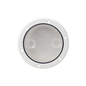 4 Inch/6 Inch Transparent Round Anti Slip Hand Hole Plastic Round Marine Boat RV Hatch Cover Screw Out Deck Inspection Plate plastic kids hand boat