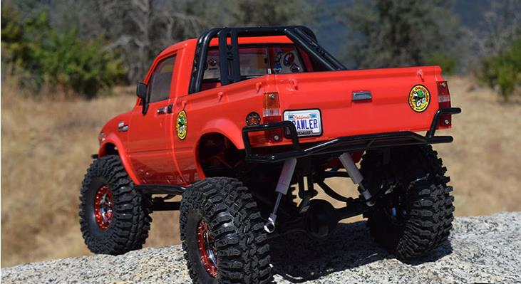 for 1//10 Scale Rock Crawlers 4 Realistic 72mm Alloy Off-Road Shock Set