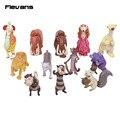 Era do gelo 5 Brinquedos 5 cm 12 pçs/set Ice Age Sid Manny Ellie Diego Mini PVC Figura Modelo Boneca Brinquedos para As Crianças