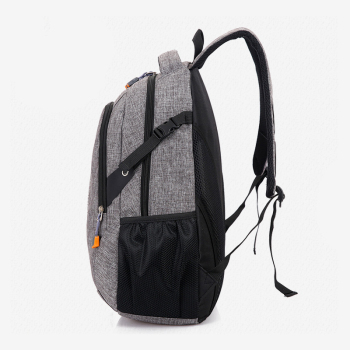 2020 New Fashion Men's Backpack Bag Male Polyester Laptop Backpack  2