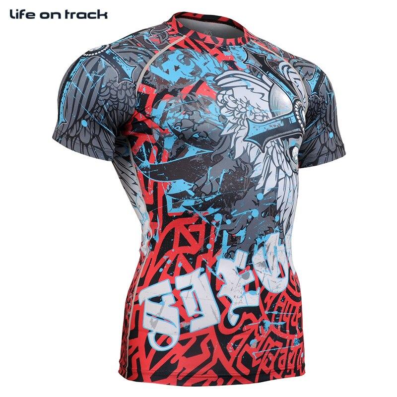 Maglie da ciclista da uomo Camicia da ciclismo Maglietta a colori a - Abbigliamento sportivo e accessori