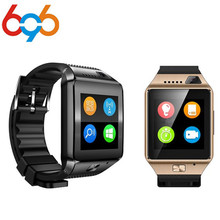 696 DZ09 Plus Smart Watch MTK2502 Call/SMS SIM Card Camera Intelligent Wrist Phone Watches For iPhone Samsung HUAWEI Android