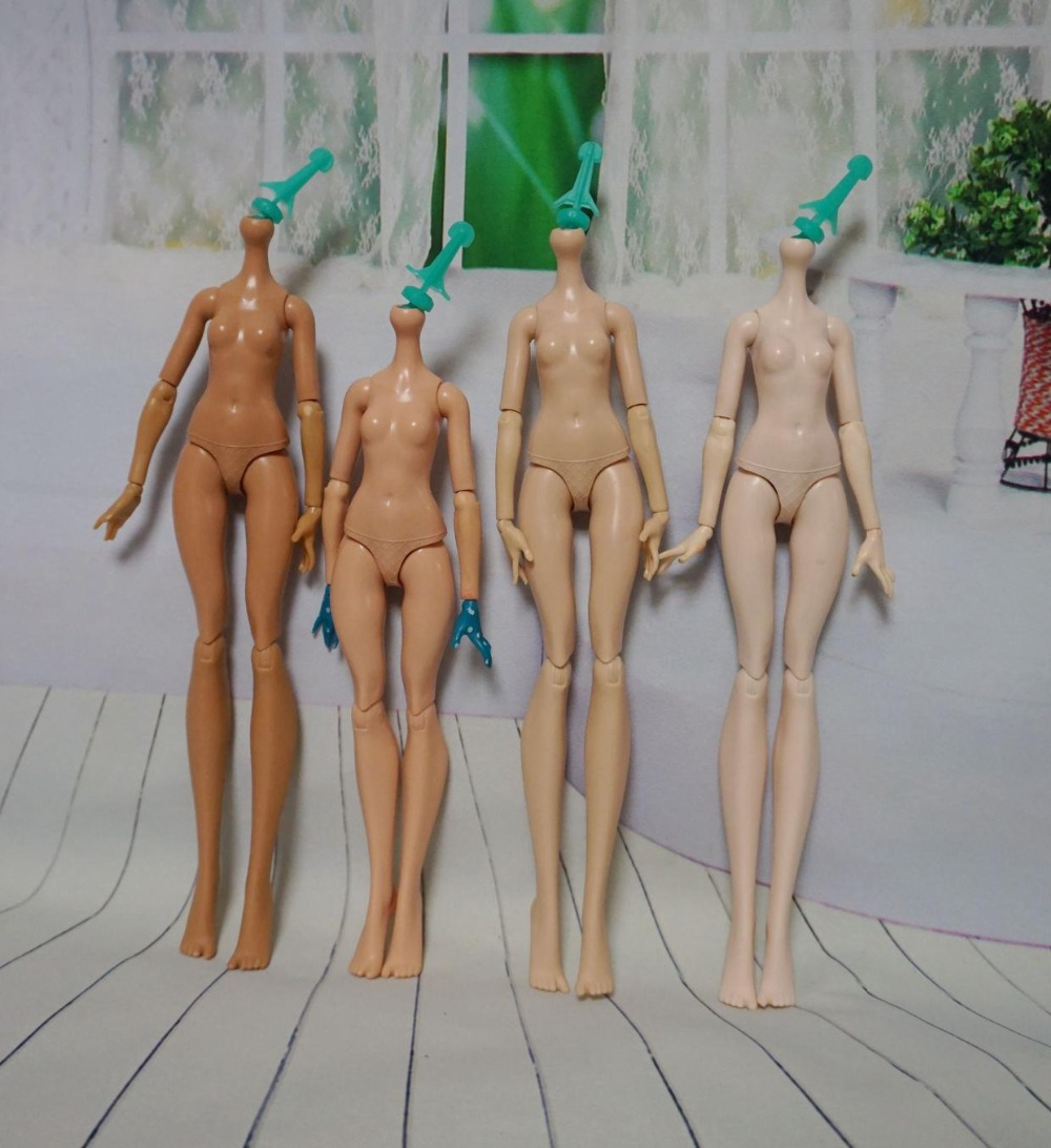 New Body For Monster Doll High Different Skin To Chose High Quality Doll Accessories For Monster Figure Doll Toy Gift