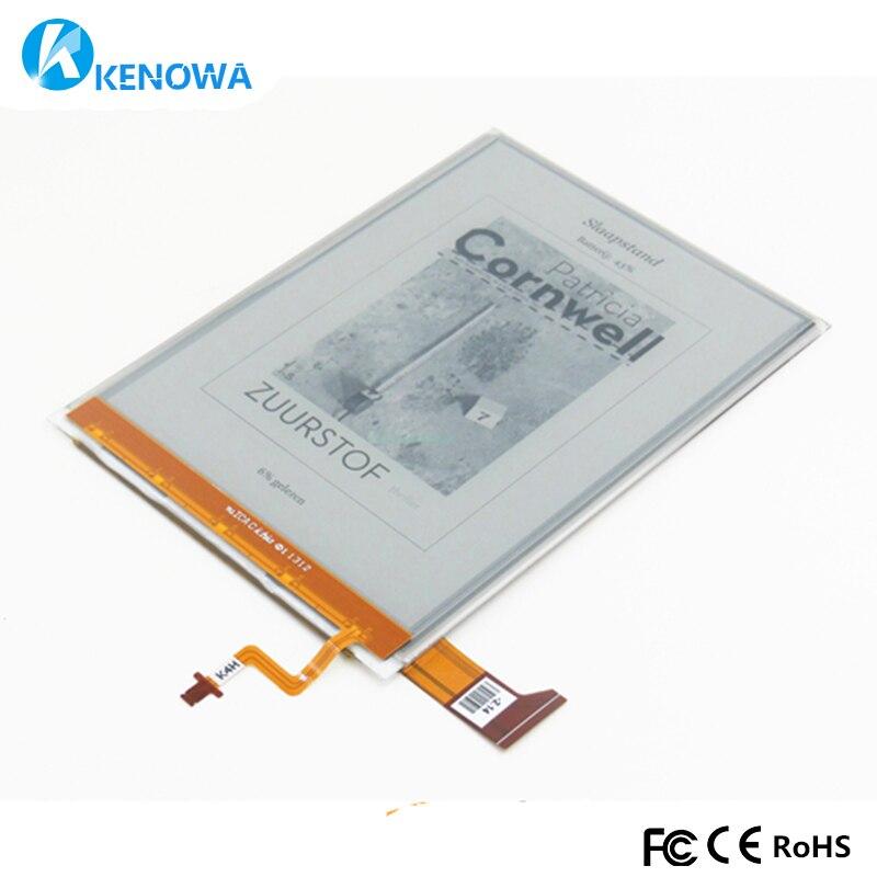 Nouveau Original e-ink ED060XG1 (LF) T1-11 ED060XG1T1-11 768*1024 HD XGA perle écran pour Kobo Glo lecteur Ebook eReader LCD affichage