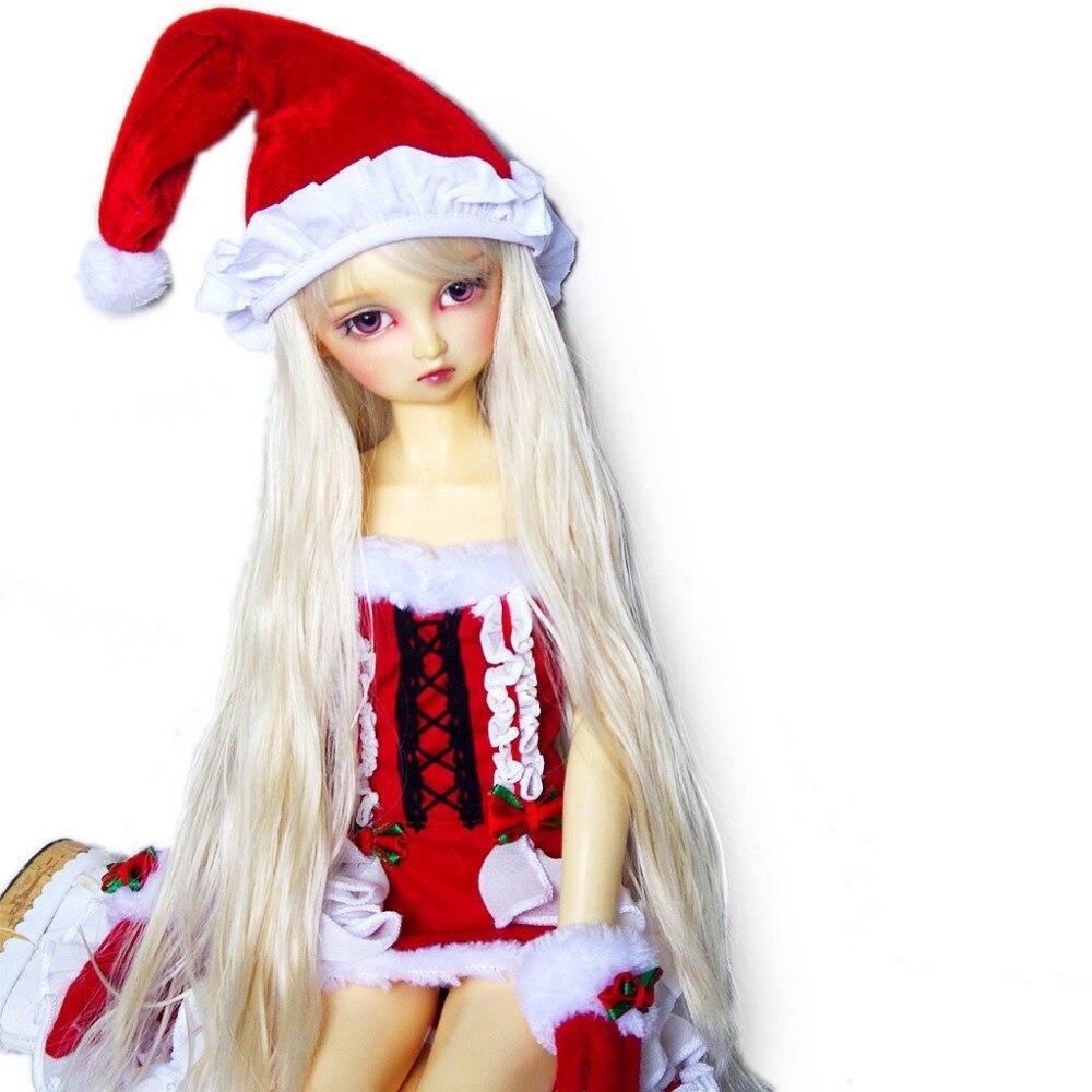 ФОТО [wamami] 78# 1/3 DD DDM DDL BJD Doll Christmas Party Costume/Uniform/Gift