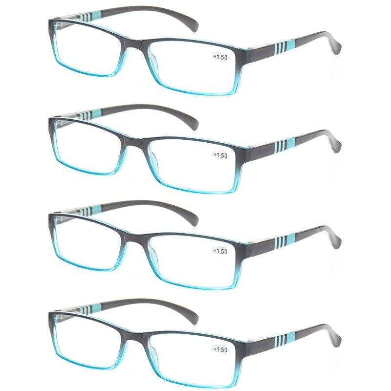 Lesebrille Mode Metall Halbrahmen Brille Retro Runde Rahmen Männer - Bekleidungszubehör - Foto 2